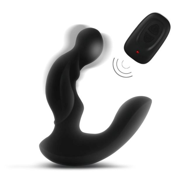 imagine care reprezinta un butt plug pentru masajul prostatei