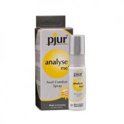 Spray ANALyse Me