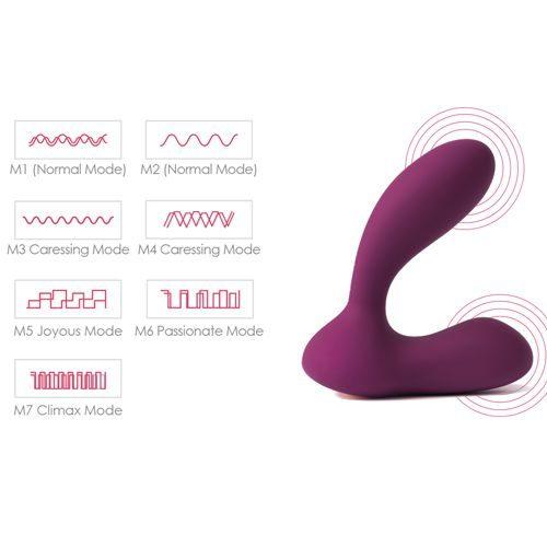 functii de vibratie ale masatorului pentru prostata vick