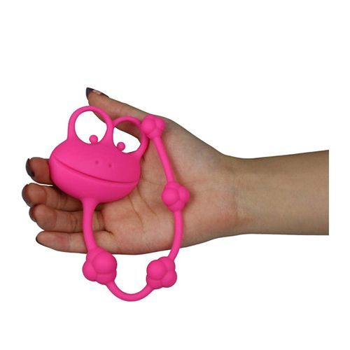 Bile Anale Silicone Frog