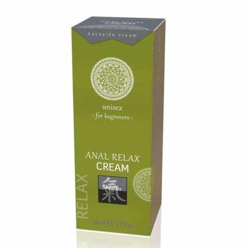 Lubrifiant Anal Relax Cream Pentru Incepatori